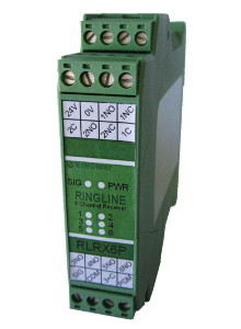Ringline PLC interface with Tx